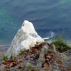 falaises de craie sur Ostsee Bilder