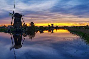 Kinderdijk, Windmill