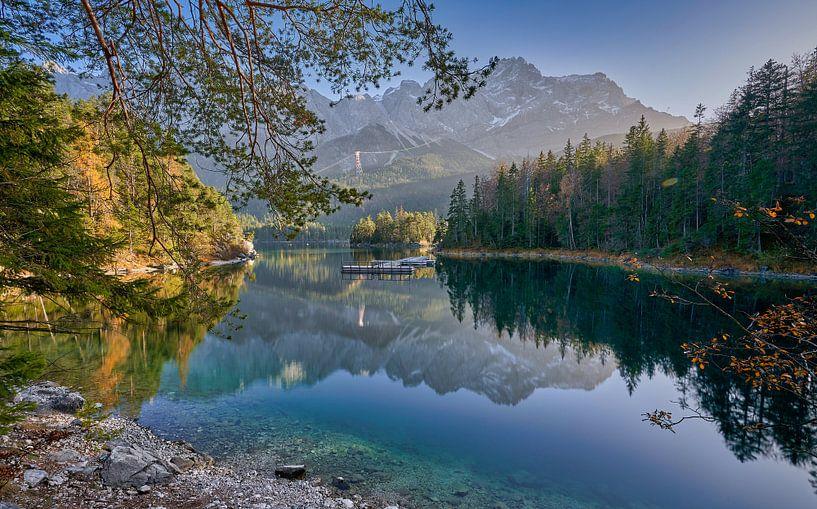 Eibsee von Einhorn Fotografie
