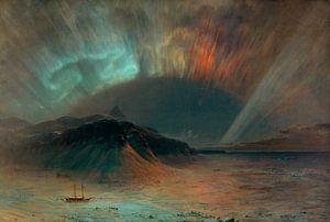Aurora Borealis, Frederic Edwin Church