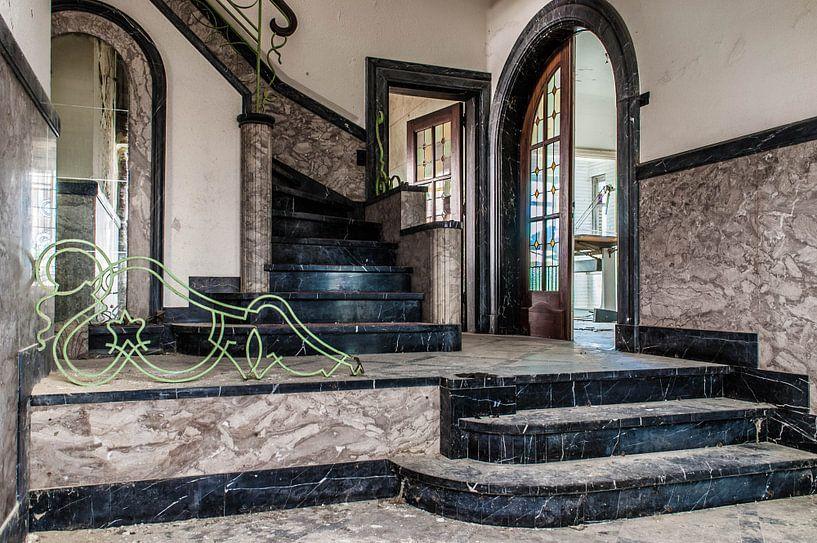 Villa Steen van Anjolie Deguelle