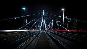Erasmusbrug, Rotterdam von