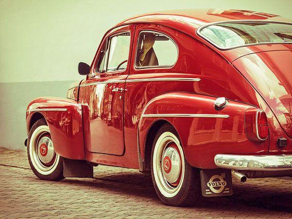 De oude Volvo Katterug