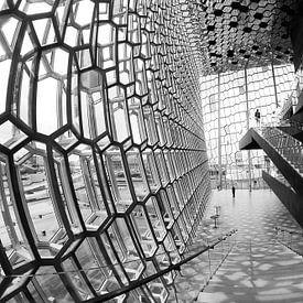Konzerthaus Harpa Reykjavík von Patrick Lohmüller