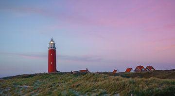 Texel-Leuchtturm von Alvin Aarnoutse
