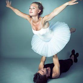 Dancing 6 van Irene Hoekstra