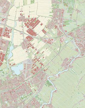 Kaart vanZuidplas