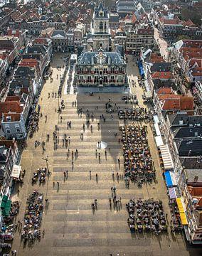 """Delft- """"Markt"""" sur Harrie Muis"""