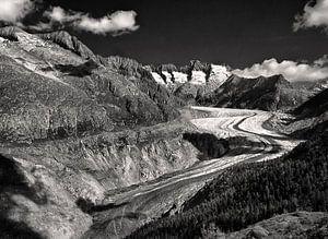 Aletschgletsjer | Zwitserland van
