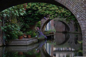 Utrecht Grachten van Rob Bleijenberg