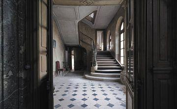 Treppenhaus 2 von romario rondelez