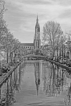 Kirche Delft von Rico Heuvel