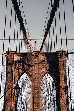 Brooklyn Bridge van Laurenz Heymann