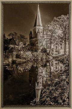 Drogenaps toren Zutphen van Jamie Lebbink