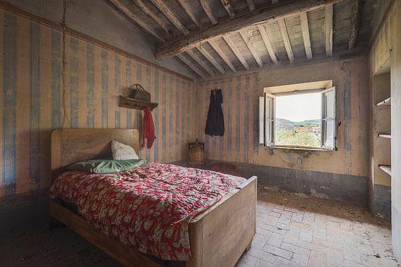 Slaapkamer in de Heuvels van Perry Wiertz