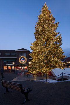 Kerst bij Designer Outlet Roermond van