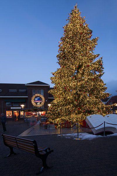 Kerst bij Designer Outlet Roermond van Peter Reijners