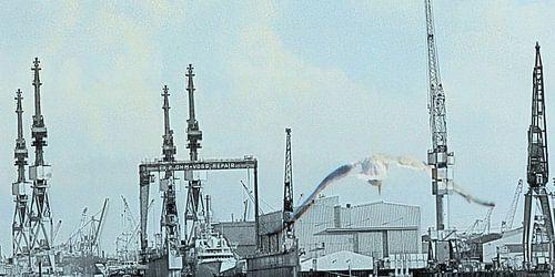 An der Werft van