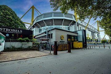 Stadion Dortmund von Johnny Flash