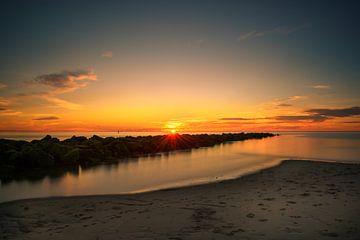 Zonsondergang Sunset van