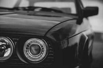 auto BMW e30  van Eddie Anthonisse