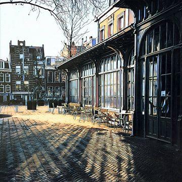 Amsterdam: Artis De Plantage sur Dutch Digi Artist