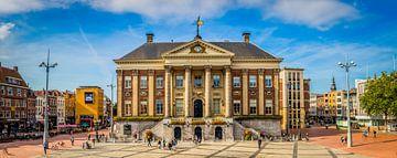 Stadhuis Groningen van Stad in beeld