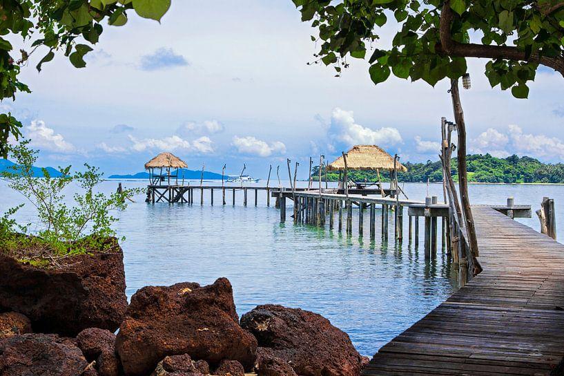 Thailand van Jaap van Lenthe