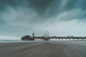 Pier von Scheveningen, Den Haag von Jonai