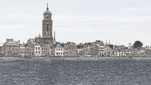 Croquis de Deventer