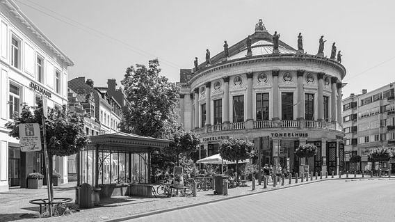 De Bourlaschouwburg in Antwerpen van MS Fotografie | Marc van der Stelt