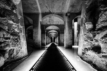 Underground Copenhagen van Scott McQuaide