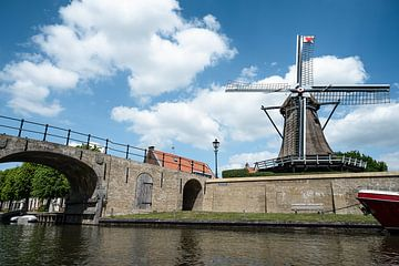 Karakteristiek Friesland, Sloten, 2020 van Anna den Broeder
