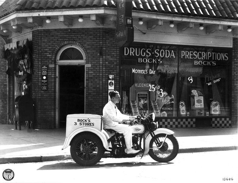 Servicar Harley Davidson