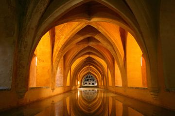 El Alcázar Sevilla van Sandra van Vugt