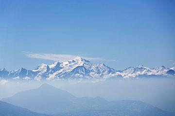 De Mont Blanc von