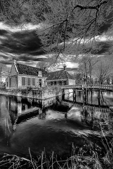 Dekema State in Friesland van Harrie Muis