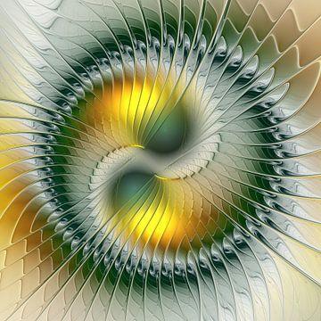 Like Yin and Yang van gabiw Art