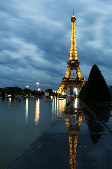 Eiffeltoren - Parijs