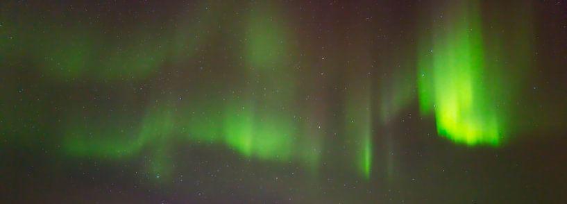 Panorama Noorderlicht van Anton de Zeeuw