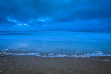 Duistere Noordzee II van Evert Jan Luchies