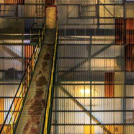 een brug naar de wereld van Piet Mondriaan van wim harwig