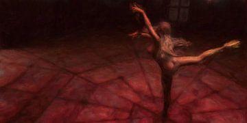 Ballerina I van Katz MatzArt