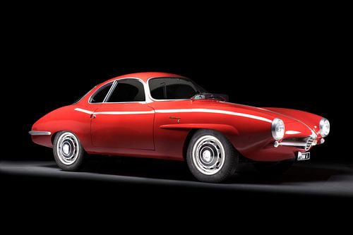 Alfa Romeo Low Nose von Maurice Volmeyer