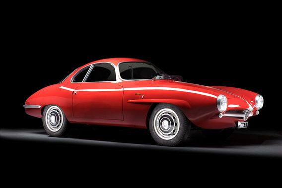 Alfa Romeo Low Nose