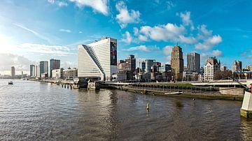 Rotterdam 'de boompjes' von Midi010 Fotografie