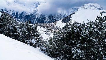 Les Deux Alpes von R. de Jong