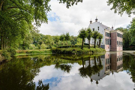 Havezate De Oldenhof in Vollenhove, Overijssel, Nederland van Martin Stevens