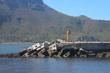 Abgerissener Pier von Quinta Dijk