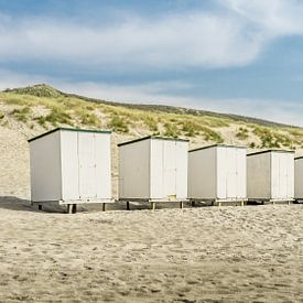 Strandhuisjes van rosstek ®